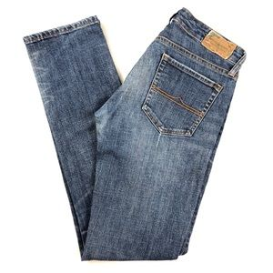 Denim & Supply Straight Fit Jeans
